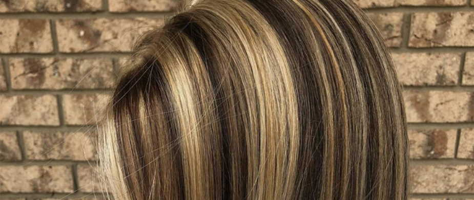 Best Color Of Highlights For Dark Brown Hair A Vintage Touch Weddings